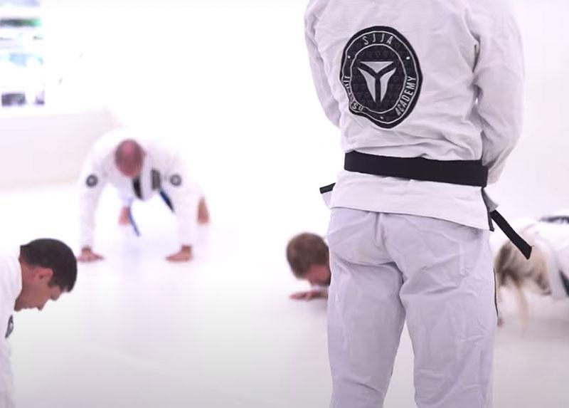 Brazilian Jiu Jitsu in Sydney
