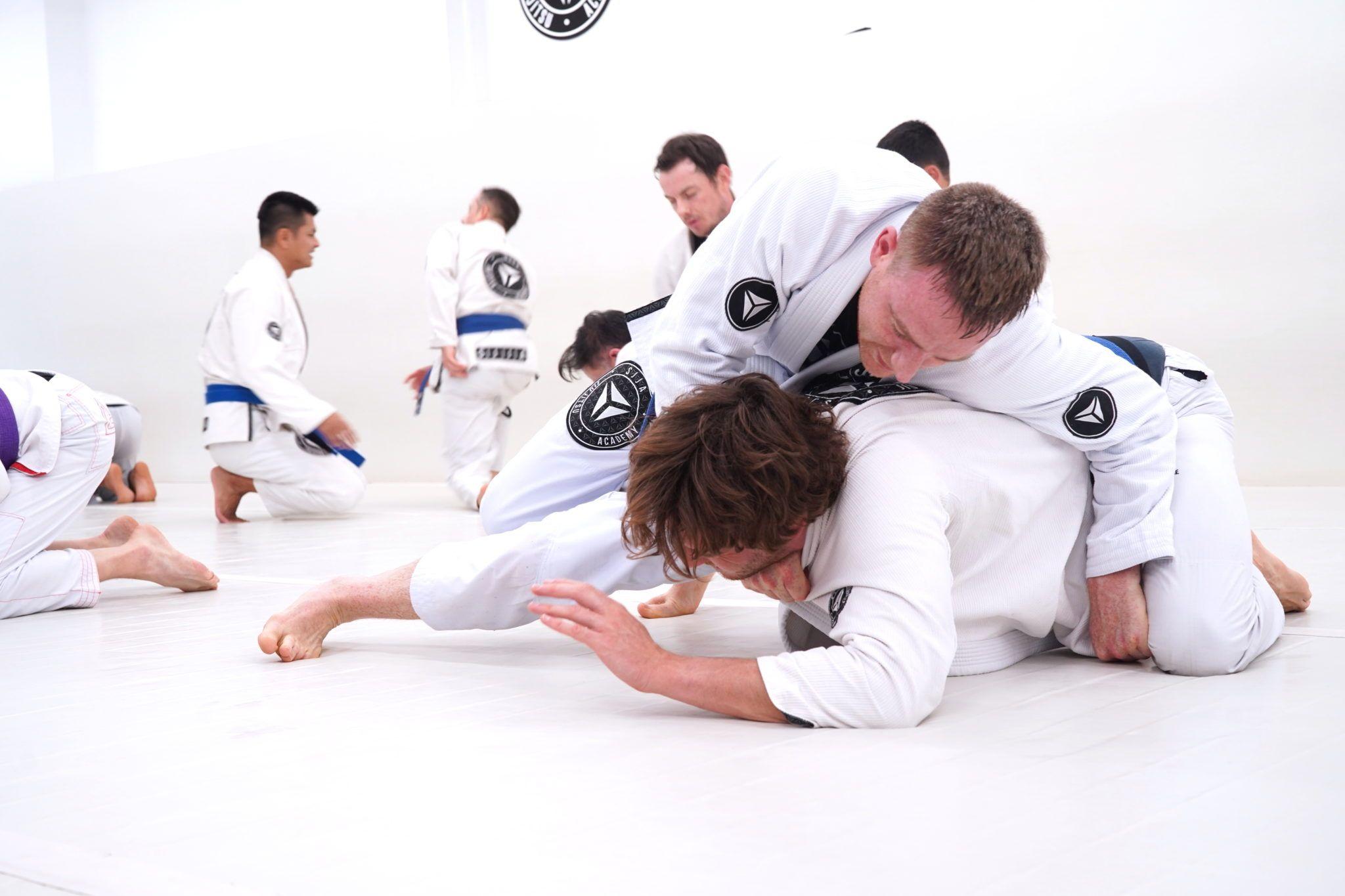 how Jiu Jitsu will benefit your bjj